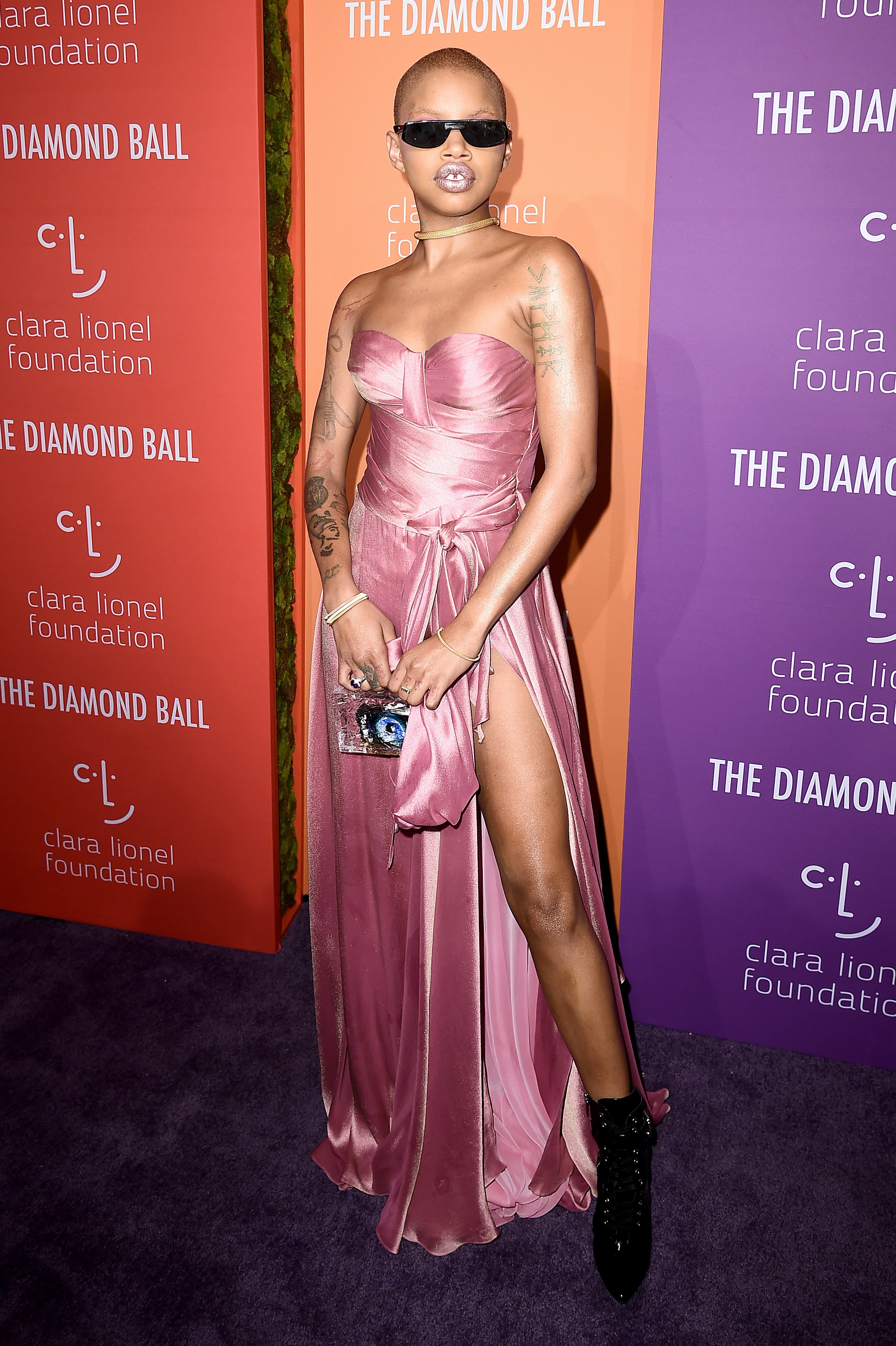 Slick Woods attends Rihanna's 5th Annual Diamond Ball at Cipriani Wall Street on September 12, 2019| Photo: Getty Images