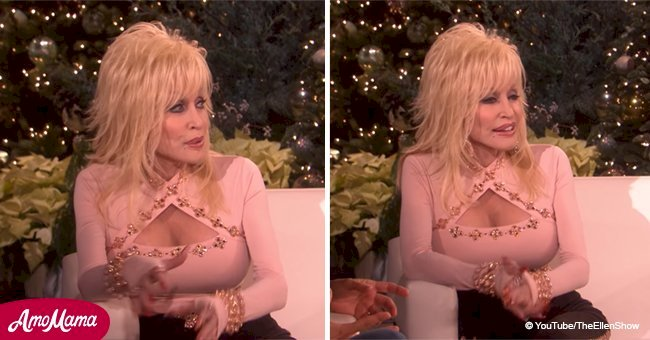 Dolly Parton opens up about her weird number of Christmas trees on Ellen Degeneres' show