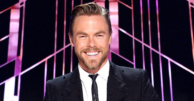 DWTS Judge Derek Hough Teases Returning to the Show as a Pro