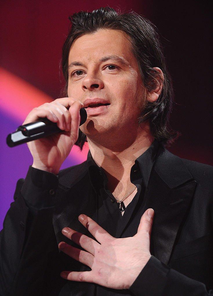 Benjamin Biolay lors des Victoires de la Musique 2010. l Source : Getty Images