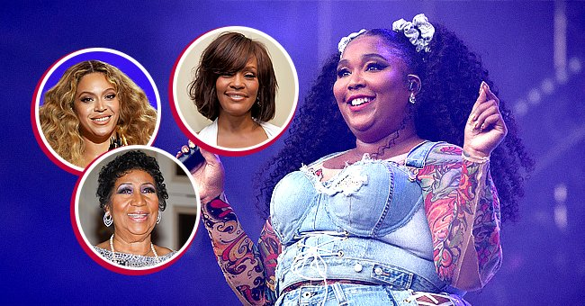 Lizzo Compares Criticism towards her to Backlash Aretha Franklin, Whitney Houston, & Beyoncé Faced