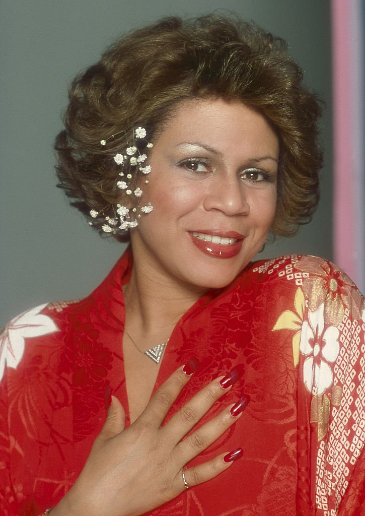 Singer Minnie Riperton poses for a portrait in 1977 in Los Angeles, California.   Photo: Getty Images
