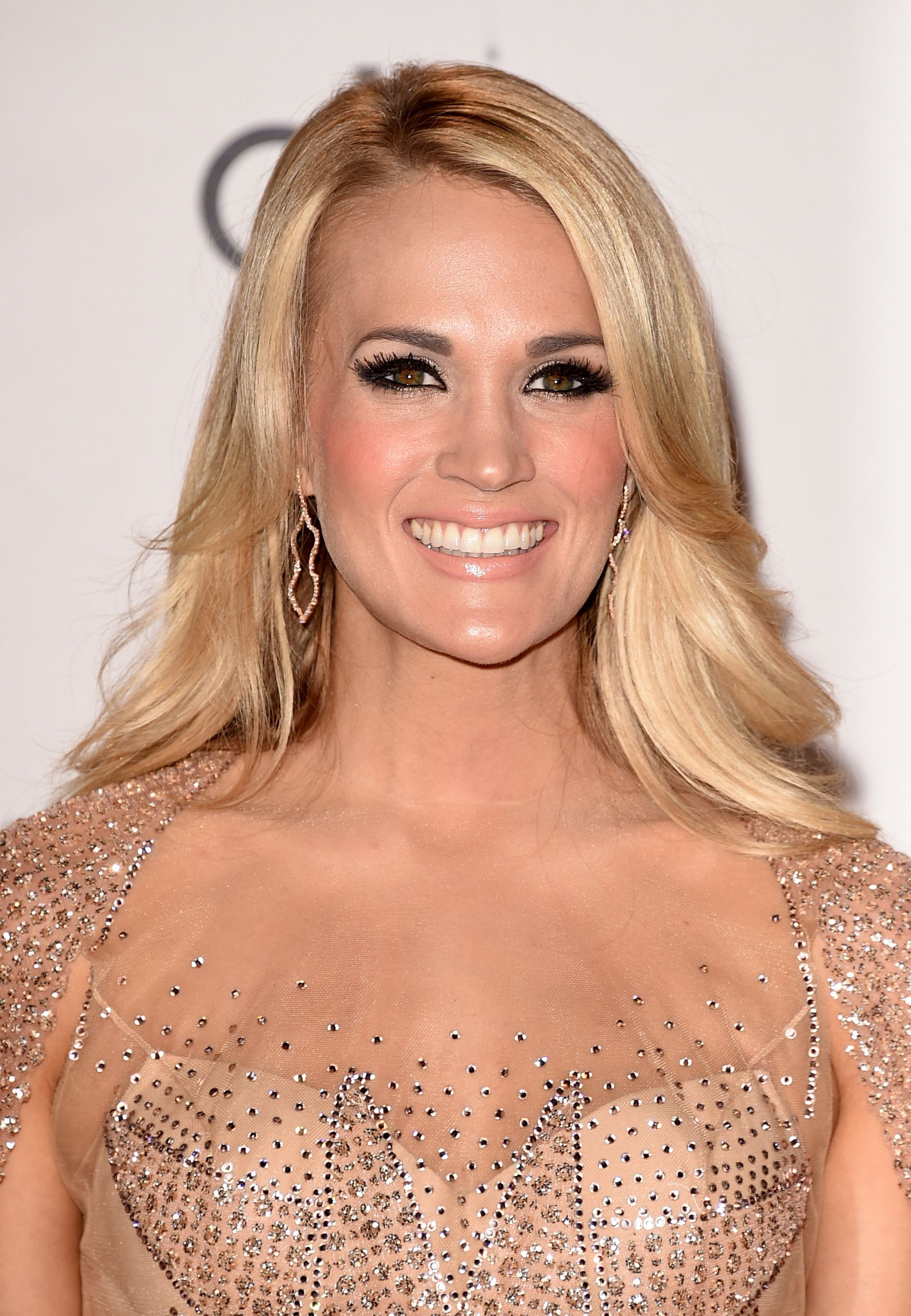 Carrie Underwood in the press room during the 2015 American Music Awards at Microsoft Theater on November 22, 2015 in Los Angeles, California | Photo: GettyImages