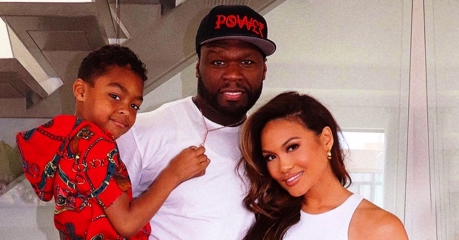 'Power' Star 50 Cent Shares Photos of Ex Daphne Joy and Son Sire on His 7th Birthday