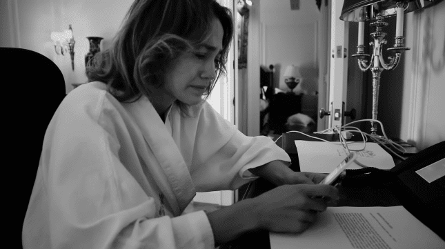 """Jennifer Lopez during her documentary """"Dance Again"""" released in 2013 