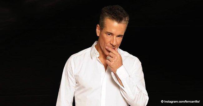 Fernando Carrillo responde a los rumores de una relación con Irina Baeva