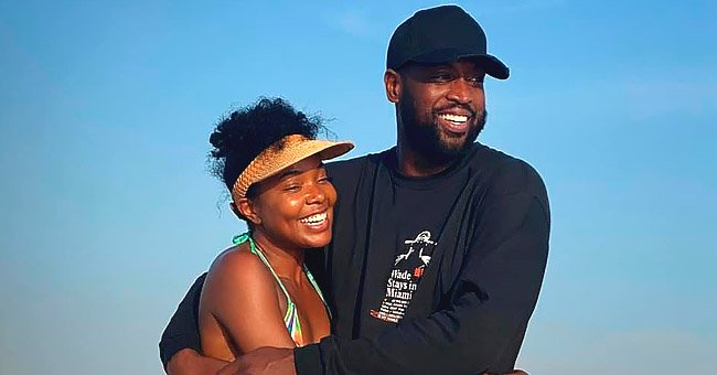 Gabrielle Union and Dwyane Wade Pose with Their Kids on a Boat and Fans Love the Photo