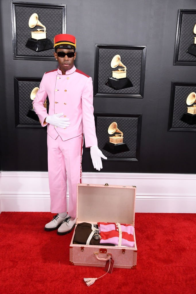 Tyler the Creator attends the 62nd Annual GRAMMY Awards at Staples Center on January 26, 2020  | Photo: GettyImages