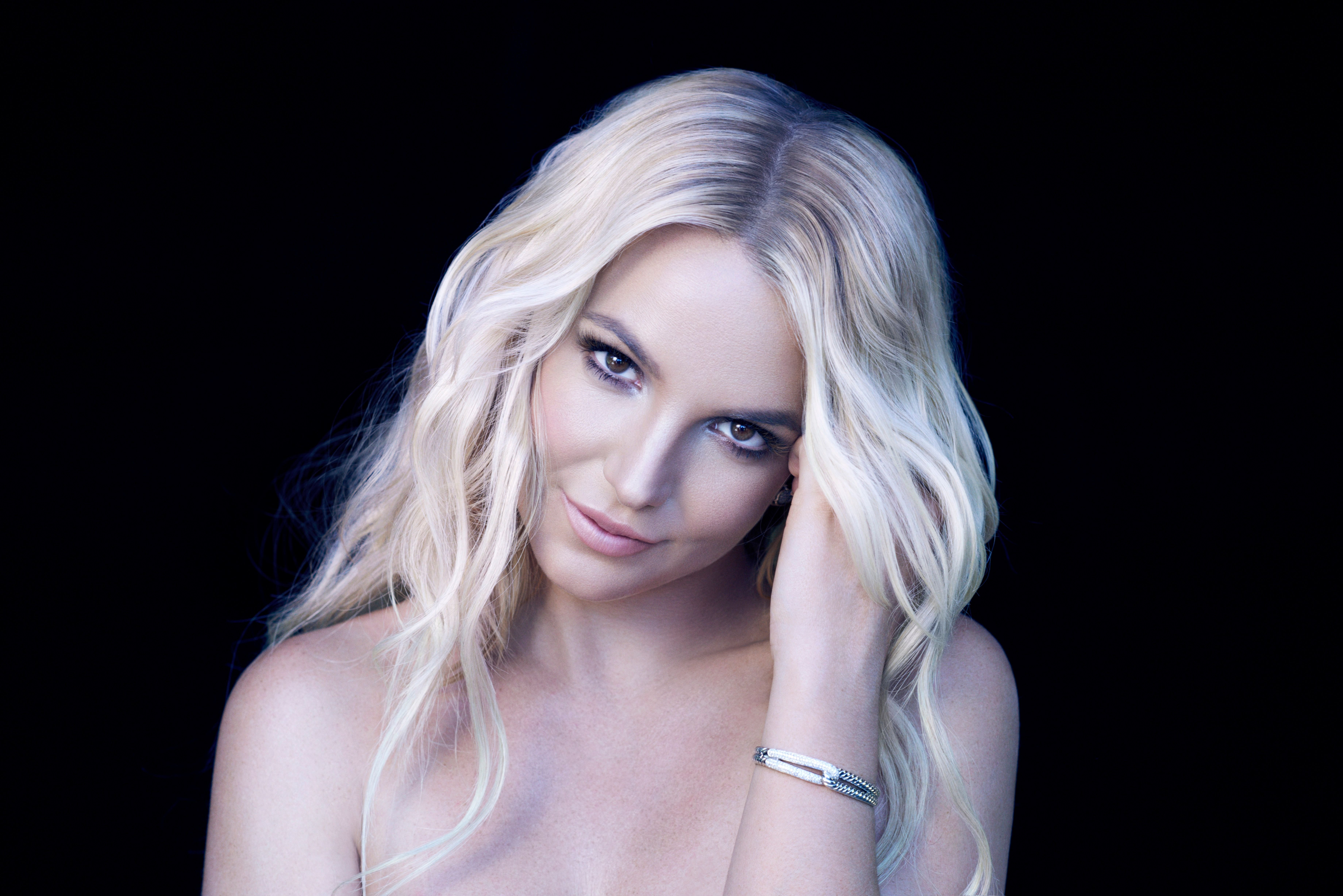 """A photograph of Britney Spears handed to NBC ahead of the """"I Am Britney Jean"""" release. Date and location unspecified.   Photo: Getty Images"""