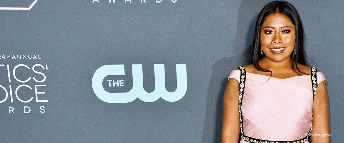 Yalitza Aparicio va de superestrella de Hollywood a modelar para Prada