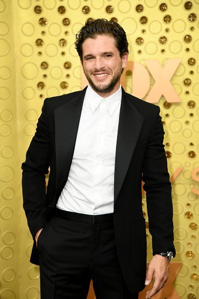 Kit Harington at Microsoft Theater on September 22, 2019 in Los Angeles, California | Photo: Getty Images