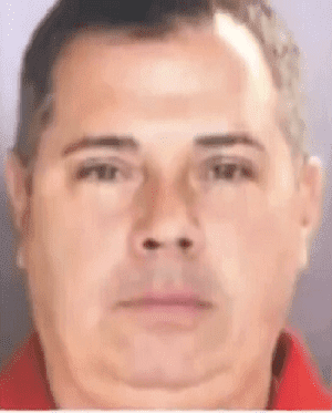 Michael Trujillo Snr., Dad who allegedly stole his son's Identity and amassed $120k in Debt. | Photo: YouTube/  Prena Sheth.