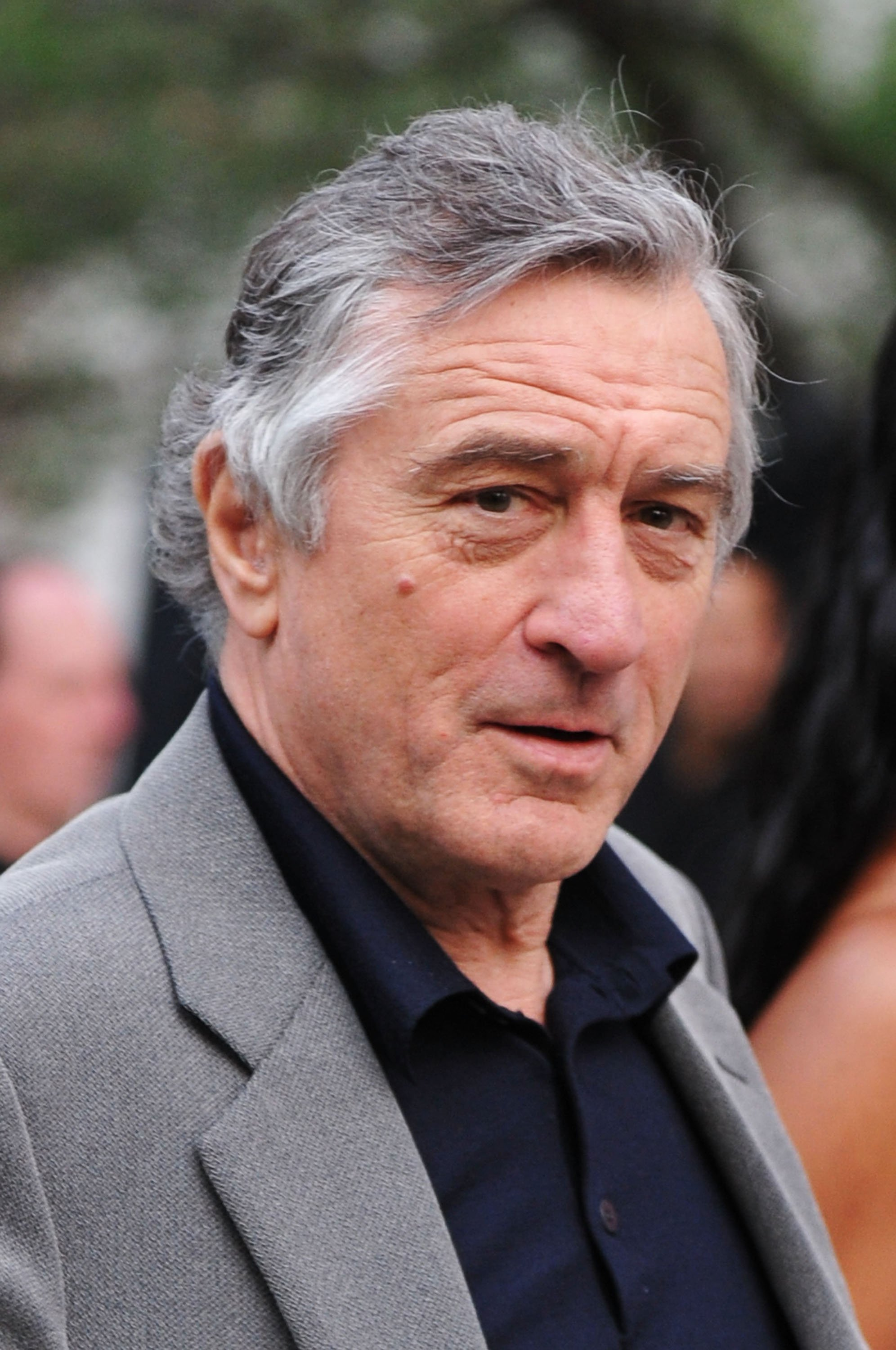 Robert De Niro at the Vanity Fair party on April 20, 2010 in New York City. | Source: Getty Images