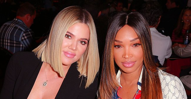 Khloe Kardashian's BFF Malika Haqq Shows Her Adorable Son Ace in a Red Bodysuit in New Photo