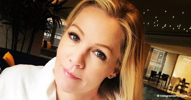Jennie Garth Claps Back at Haters Who Shamed Her for Not Paying Tribute to the Late Luke Perry