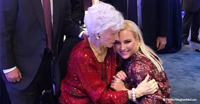 'American treasure': Meghan McCain shares throwback photo of her grandma as she turns 107