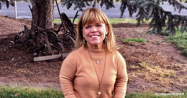 Amy Roloff shares adorable photo of her granddaughter, and she just can't hide her excitement