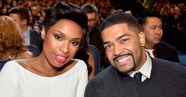 Fans Praise Jennifer Hudson's Ex David Otunga Calling Him a Good Father for Spending Wholesome Moments with Son