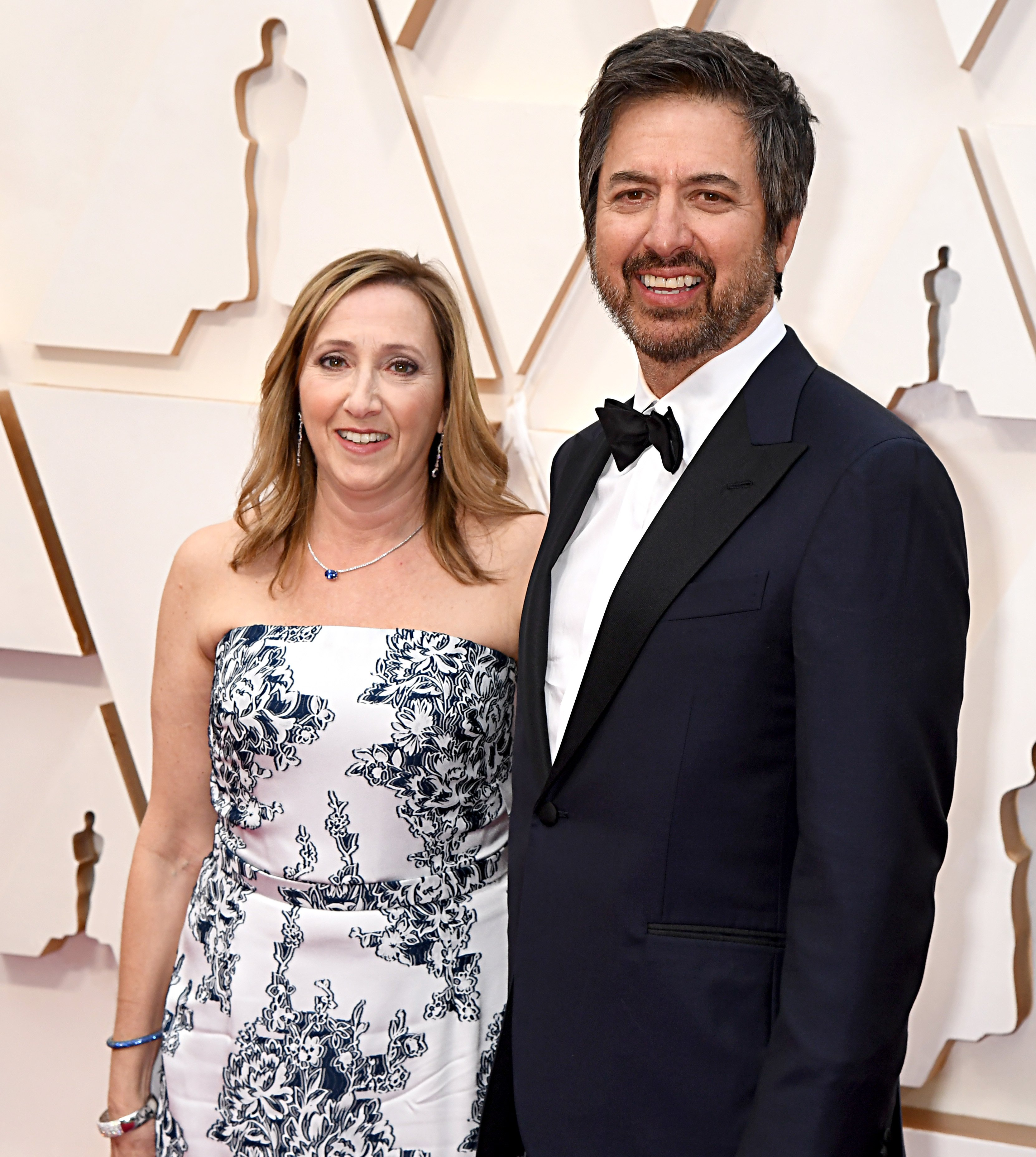 Ray Romano and Anna Romano attend the 92nd Annual Academy Awards at Hollywood and Highland on February 09, 2020 | Photo: GettyImages