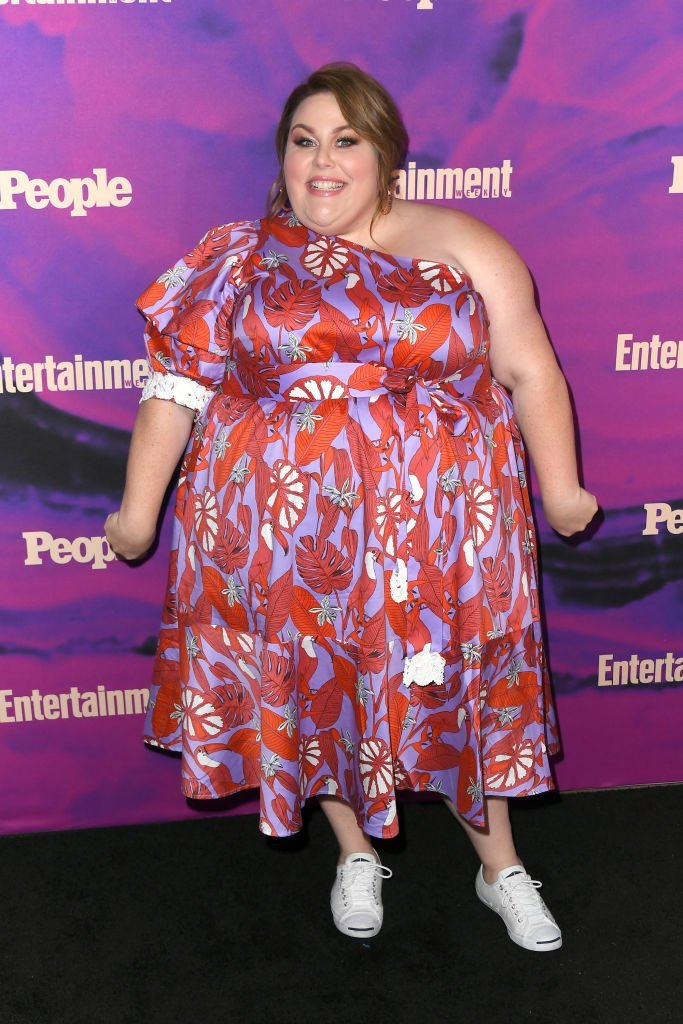 Chrissy Metz attends the People & Entertainment Weekly 2019 Upfronts at Union Park | Photo: Getty Images