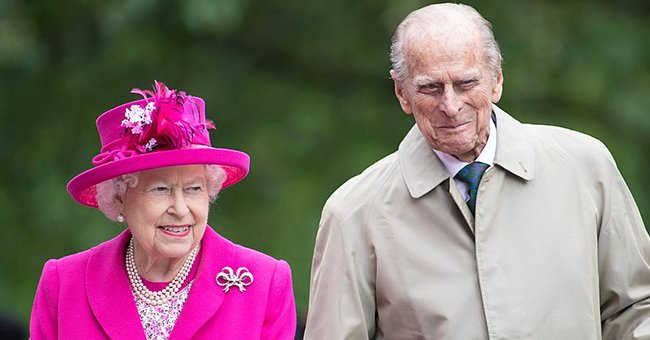 People: Prince Philip in High Spirits as He Reunites with the Queen after a Month in Hospital