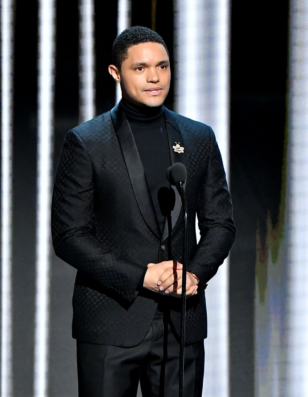 Trevor Noah during the 50th NAACP Image Awards at Dolby Theatre on March 30, 2019 in Hollywood, California. | Source: Getty Images