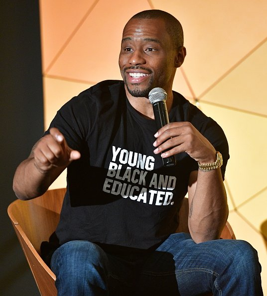 Marc Lamont Hill at the A3C Conference at the Loudermilk Center on October 7, 2016 | Photo: Getty Images