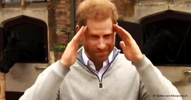 El príncipe Harry sobre el nacimiento del bebé real: 'Ha sido la experiencia más increíble'
