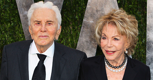 Kirk Douglas and Anne Buydens: Inspiring One-of-a-Kind Marriage of Six-Decades