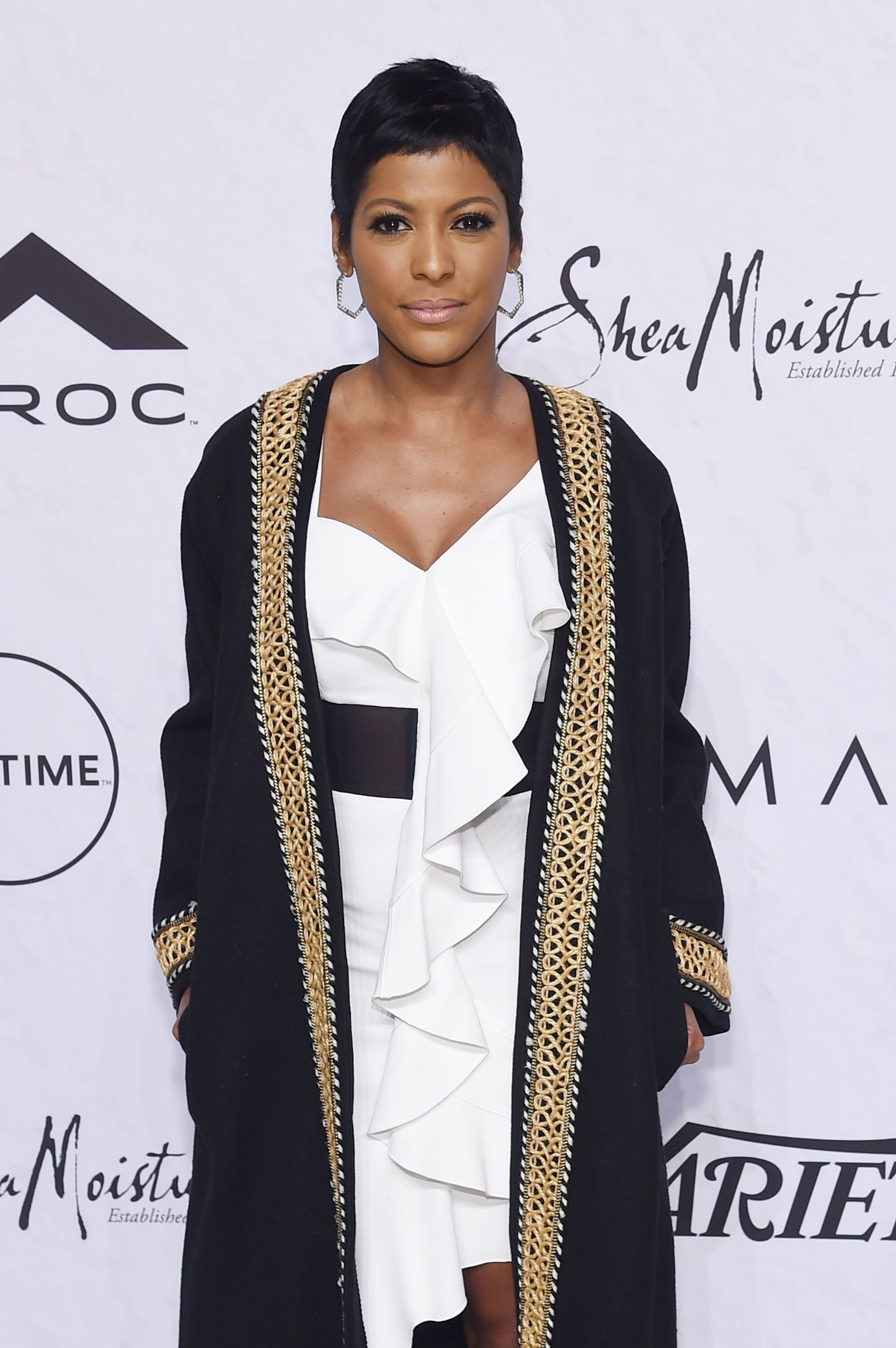 Tamron Hall attends Variety's Power of Women: New York at Cipriani Wall Street | Photo: Getty Images