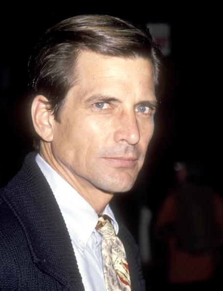 Actor, Dirk Benedict at the American Booksellers Association Convention and Trade Exhibit on May 28, 1994 | Photo: Getty Images