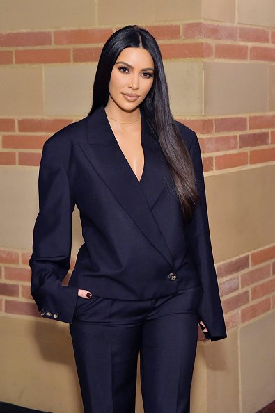 Kim Kardashian West attends The Promise Armenian Institute Event At UCLA at Royce Hall on November 19, 2019 in Los Angeles, California | Photo: Getty Images