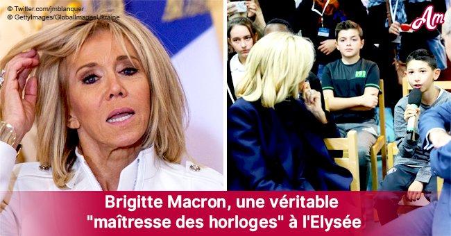 """""""Je ne veux plus vous voir"""": comment Brigitte Macron a envoyé un employé effrayé en congés"""