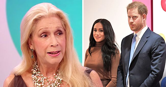 Lady Colin Campbell Reportedly Calls Prince Harry Pathetic in Her New Book