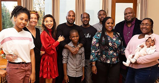 Jeannie Mai from 'The Real' and Boyfriend Jeezy Spend Thanksgiving with His Family