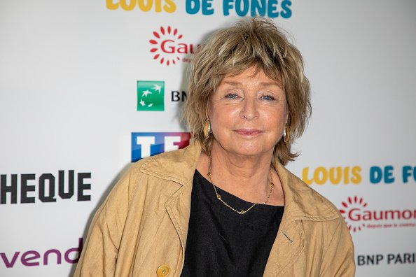 Daniele Thompson à la Cinémathèque française le 02 septembre 2020 à Paris, France. | Photo : Getty Images