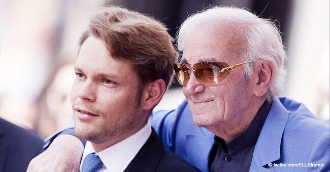 """Le fils de Charles Aznavour revient aux relations avec son père : """"Mon père était un surhomme"""""""