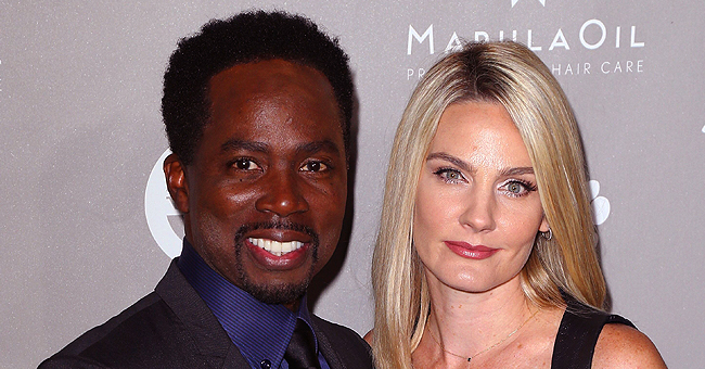 Harold Perrineau of 'The Best Man' Shared Sweet Family Pics with Wife of 17 Years & Daughters Who Look like Him