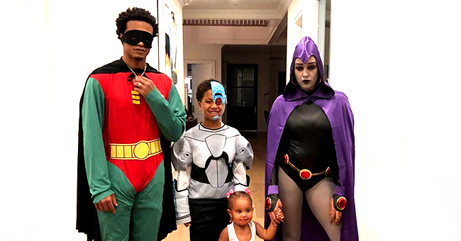 Tia Mowry of 'Sister, Sister' Flaunted Slim Figure in 'Teen Titans' Raven Outfit after Revealing She Was Fat-Shamed