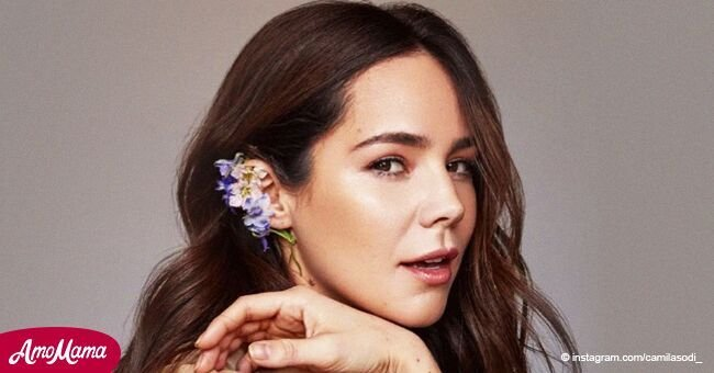 Camila Sodi revela con franqueza porqué no permite que vean los rostros de sus hijos