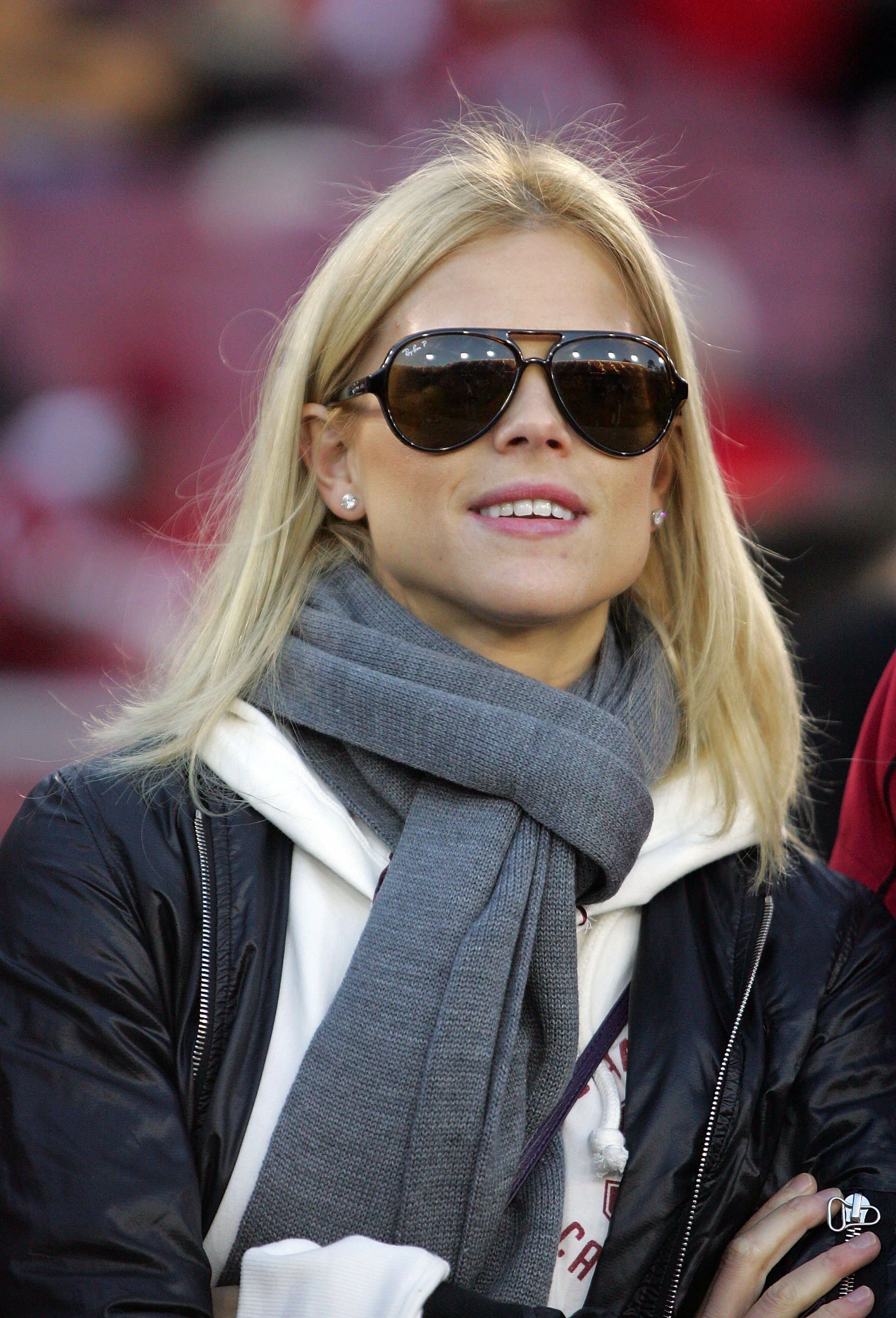 Tiger Woods' ex-wife, Elin Nordegren, on November 21, 2009 in Palo Alto, California | Photo: Getty Images