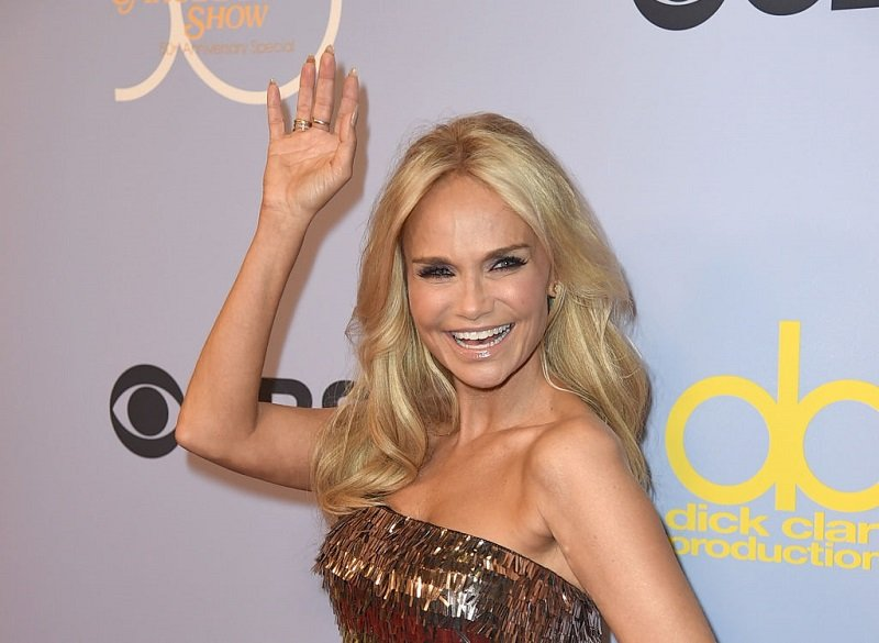 Kristin Chenoweth on October 4, 2017 in Los Angeles, California   Photo: Getty Images