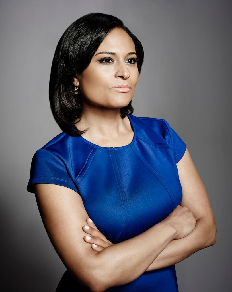 A close-up portrait of Kristen Welker, NBC News White House Correspondent on April 30, 2016 | Photo: Getty Images