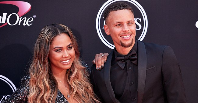 Steph Curry's Wife Ayesha Shows off Her Moves as She Dances to Aaliyah's 'Try Again' in Video