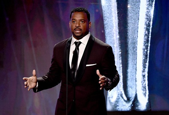 Alfonso Ribeiro speaks onstage during the Critics' Choice Real TV Awards at The Beverly Hilton Hotel on June 02, 2019 | Photo: Getty Images