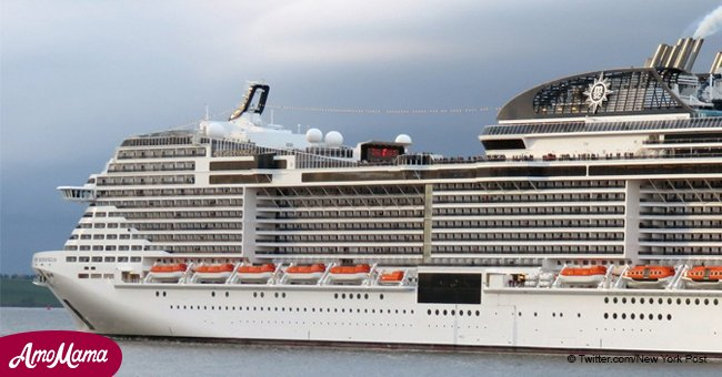 Man makes an effort to solve the homeless problem by using a giant cruise ship