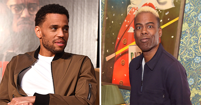 Why Michael Ealy Held a 'Serious Grudge' Against Chris Rock