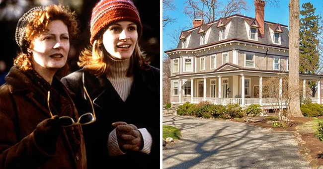 Victorian House from 'Stepmom' Is for Sale, and It Looks Gorgeous