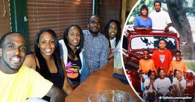 Remember the first famous Black quintuplets? They are now 35 & share updates on their lives