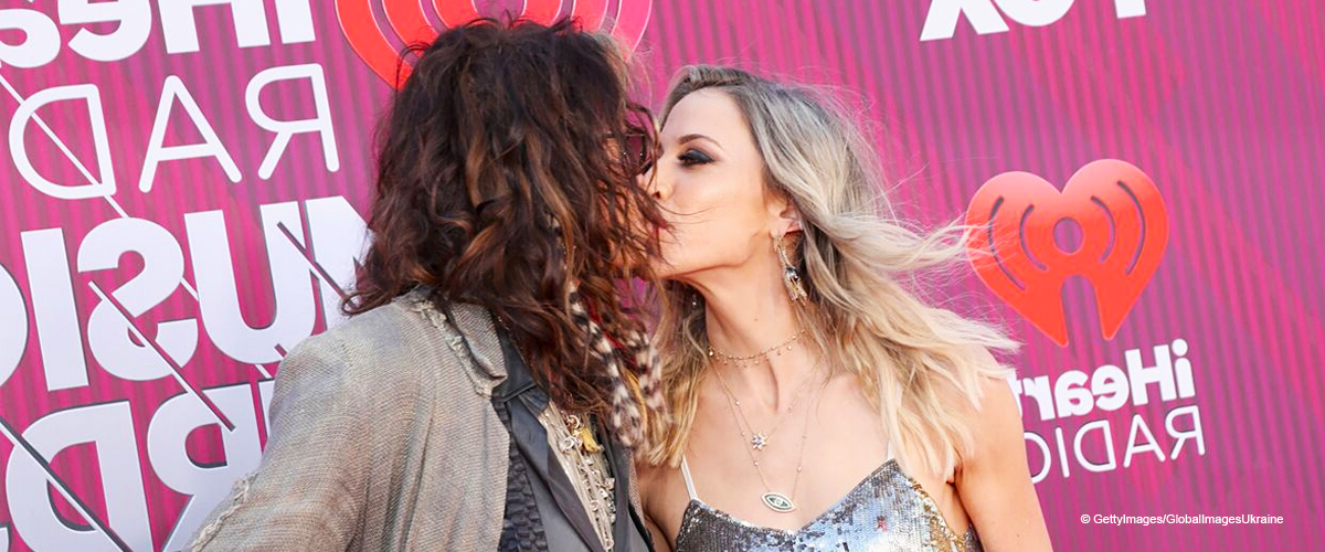 Meet Aimee Ann Preston, Steven Tyler's Girlfriend Who Is 40 Years Younger Than Him